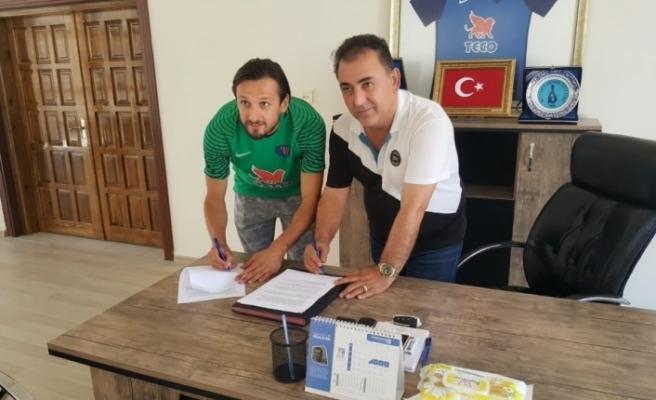 Devrekli kaleci Karacabey'e transfer oldu!