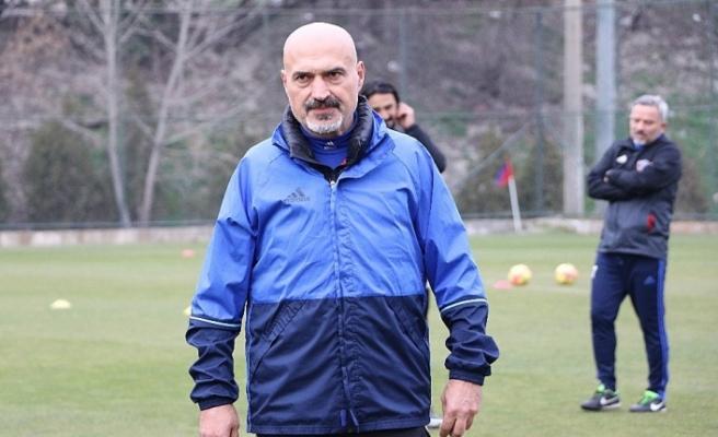 Karabükspor'da Açıkgöz ayrılığı açıkladı