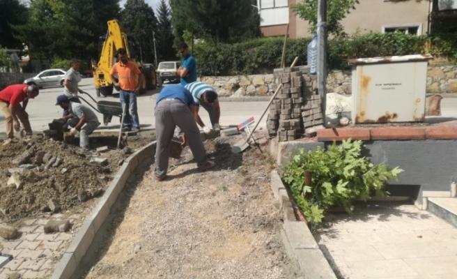 Safranbolu Belediyesi çalışmalarını aralıksız sürdürüyor