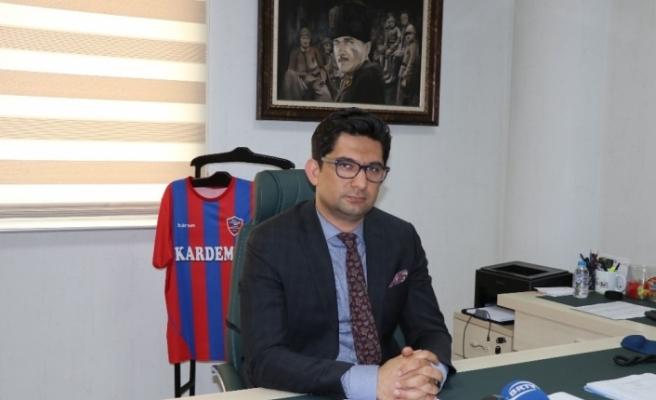 Vali Yardımcısı Baran'dan Karabükspor açıklaması