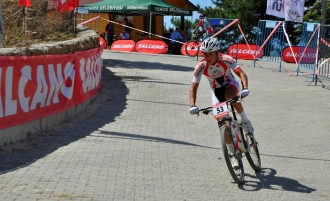 Dağ Bisiklet yarışları sona erdi
