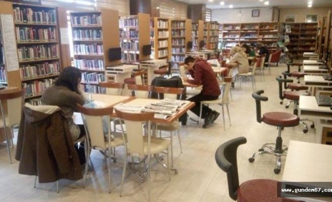 Halk Kütüphanelerinin üye sayısı artıyor