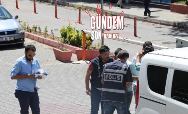 Sahte polis ve savcılar tutuklandı!
