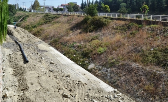 Karabük Belediyesi çalışmalar aralıksız sürüyor
