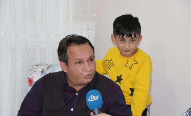 Doktor ihmali küçük Muhammed'i canından ediyordu