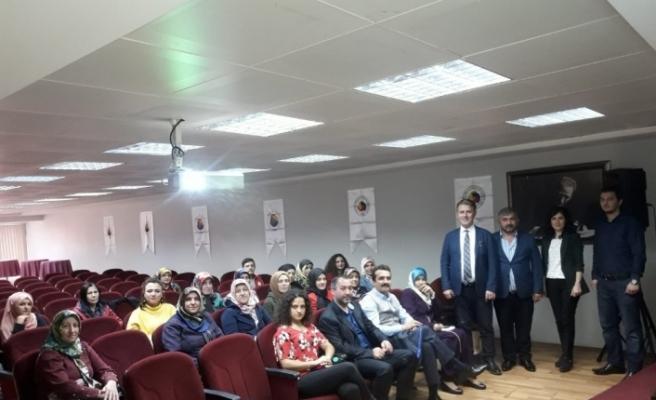 Girişimcilik Eğitim Programı 25  kursiyerin katılımı ile başladı
