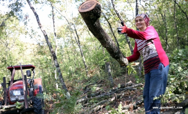 Orman O'nun her şeyi!..