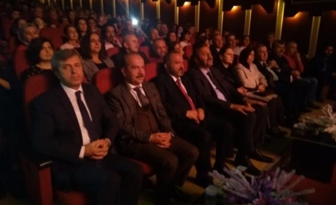 Türk Halk Müziği konserine yoğun ilgi