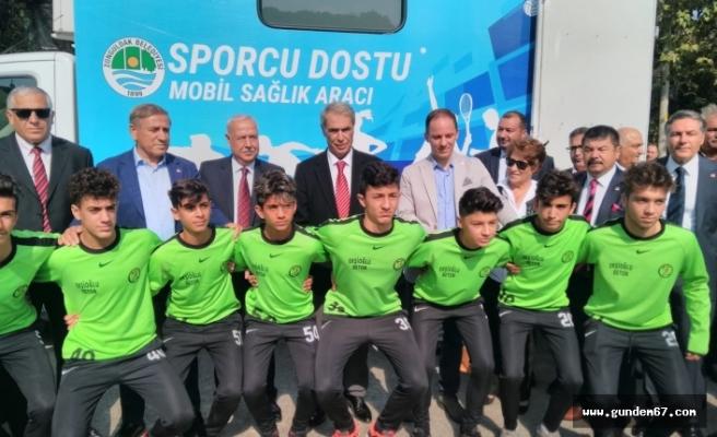 Türkiye'de ilk Zonguldak'ta açıldı