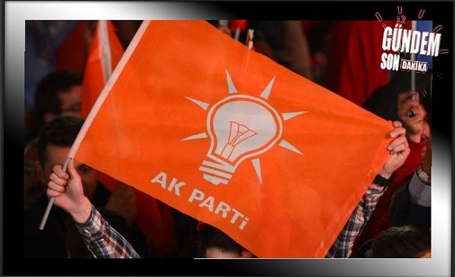 AK Parti'de yapılan anketlerde bir ilk