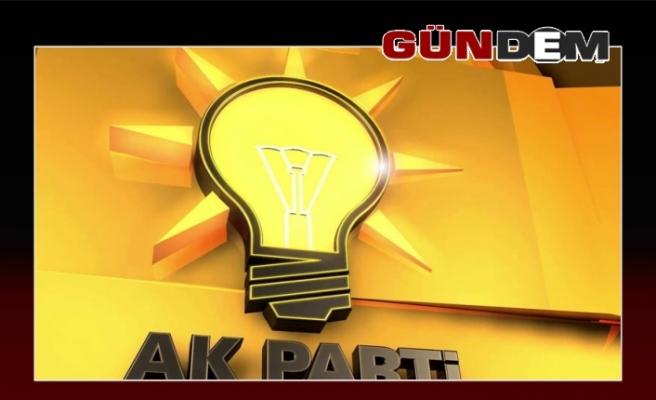 AK Parti'de heyecan dorukta!