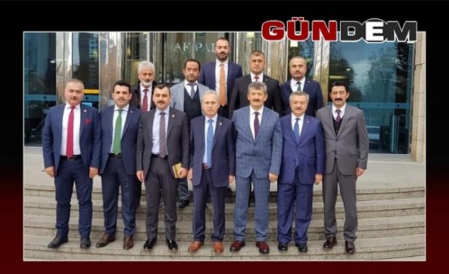 Ankara'da büyük zirve!