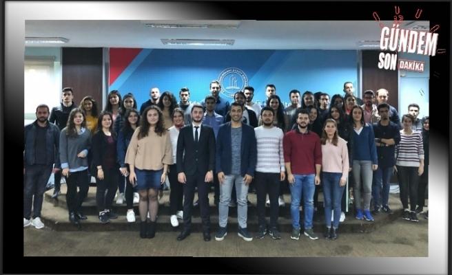 Bülent Ecevit, ölüm yıldönümünde BEÜ'de anıldı