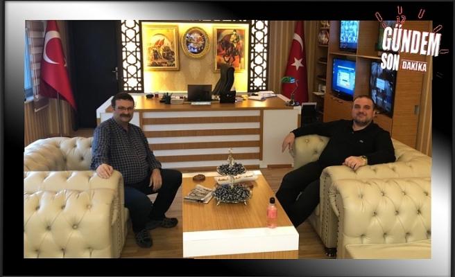 Caner'den Hamzaçebi'ye 30'uncu yıl ziyareti