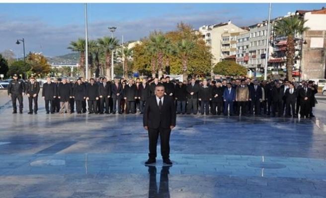 Ereğli'de Öğretmenler Günü kutlandı