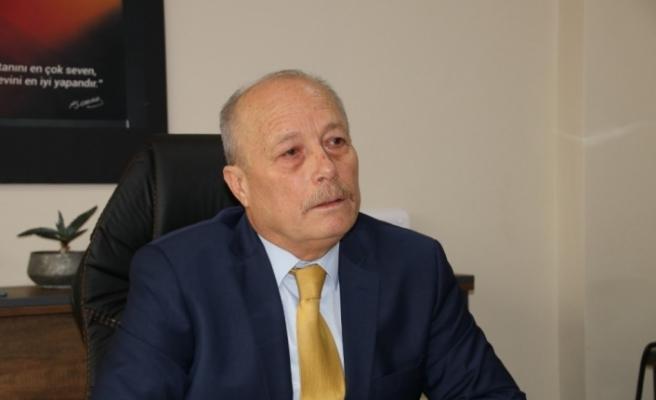 İYİ Parti Düzce kurucu il başkanı istifa etti
