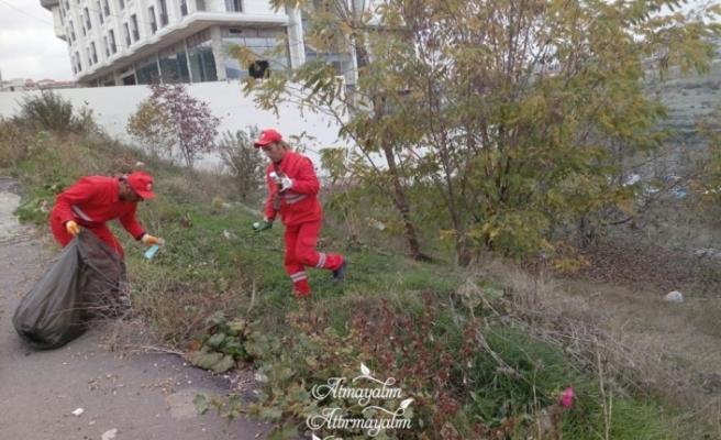 Karabük Belediyesi'nden temizlik seferberliği