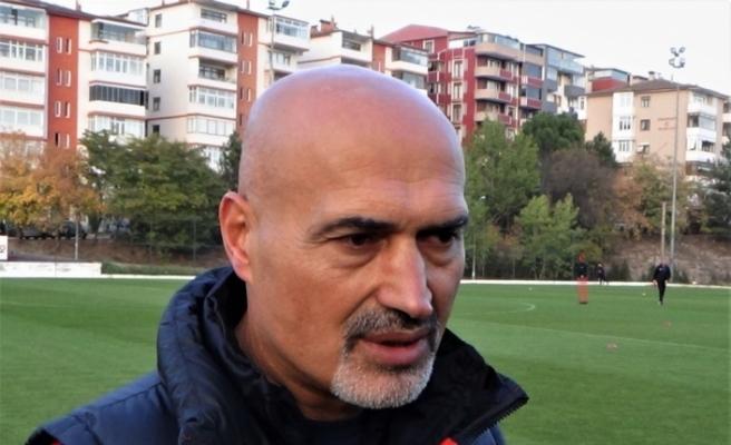 """Levent Açıkgöz: """"Giresunspor maçında sürpriz bekliyoruz"""""""