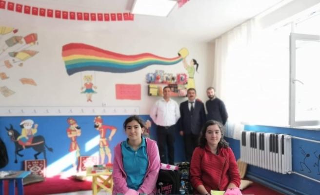 Öğretmen ile engelli öğrencilerin başarısı