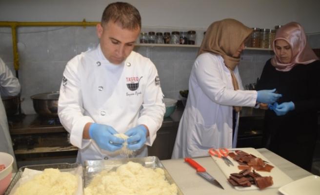Safranbolu lezzetleri uluslararası arenada tanıtılacak