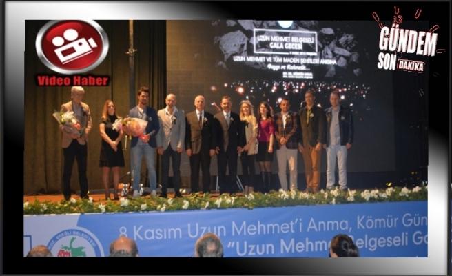 Uzun Mehmet Belgeseli izleyici ile buluştu