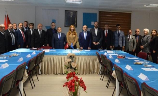 2018 yılı son koruma kurulu toplantısı yapıldı