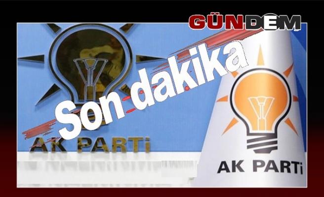 AK Parti'nin adayları belli oldu mu?