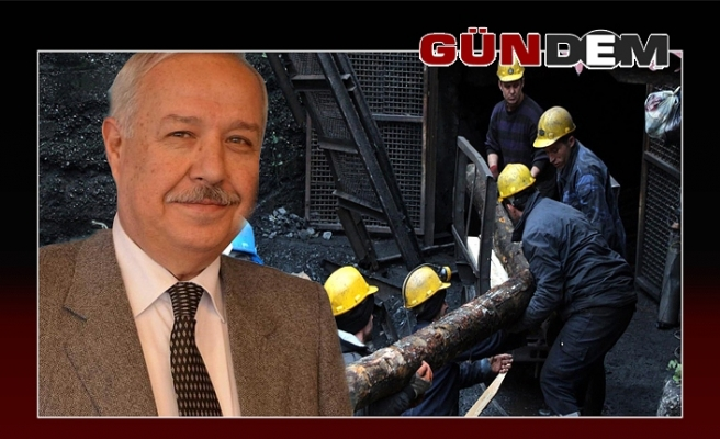 Akdemir'den, Dünya Madenciler Günü mesajı