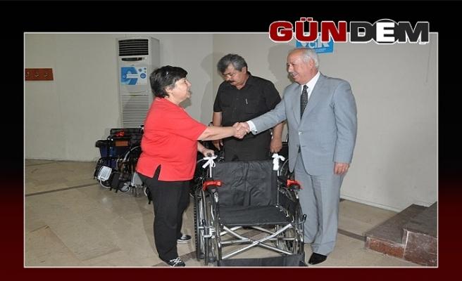 """Akdemir: """"Hepimiz engelli adayıyız"""""""