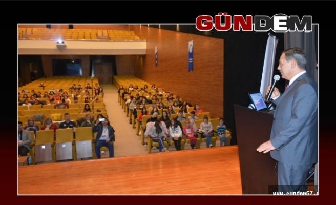 Başkan Uysal, seminere katıldı