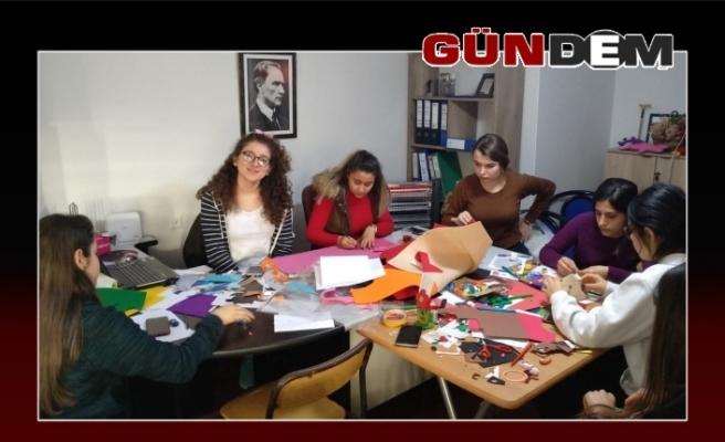 ÇYDD Gençleri Diyarbakır'da