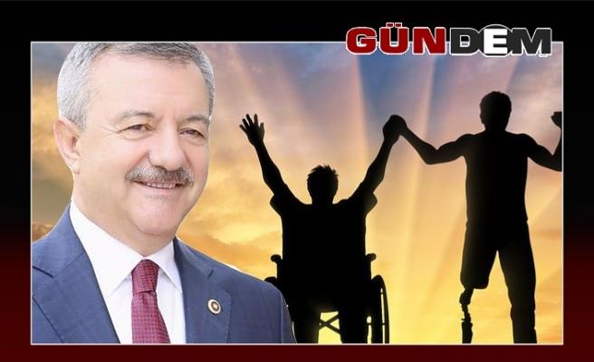 """""""Engellilere Pozitif ayrımcılık yapıldı"""""""