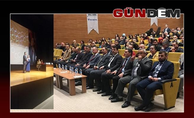 Ereğli'de 'Organ Bağışı Koşulsuz Sevgidir' konferansı