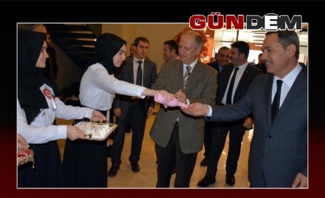 Ereğli'de Kur'an'ı Güzel okuma yarışması düzenlendi