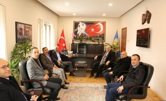Genel Başkan Türkyılmaz Düzce'de mühendislerle bir araya geldi