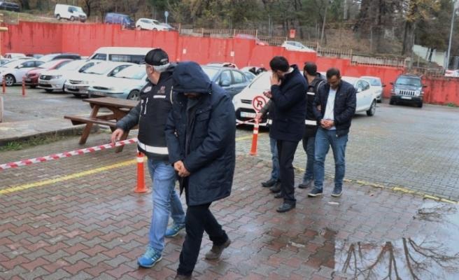 Karabük merkezli FETÖ operasyonunda 5 kişi daha adliyede