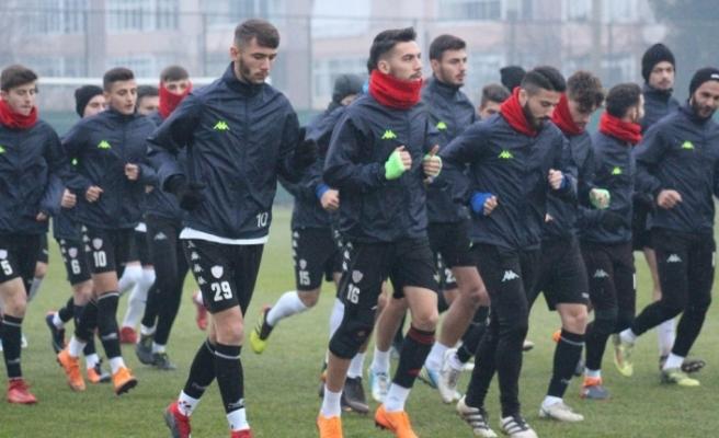Karabükspor, Gazişehir Gaziantep hazırlıklarına başladı