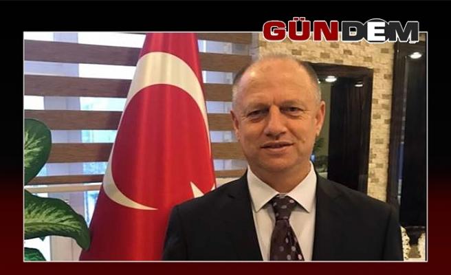 Kaymakam Çorumluoğlu'dan yeni yıl mesajı