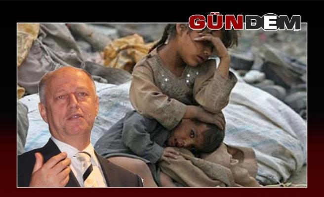 Çorumluoğlu'ndan Yemen'e yardım çağrısı
