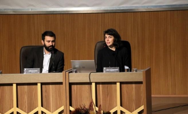 """KBÜ'de """"Mimari ve Tasarımda Gelecek"""" adlı konferans"""