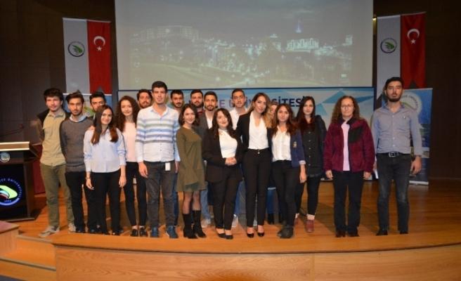 Öğrenciler başarı ve kariyer konularında bilgilendirildi