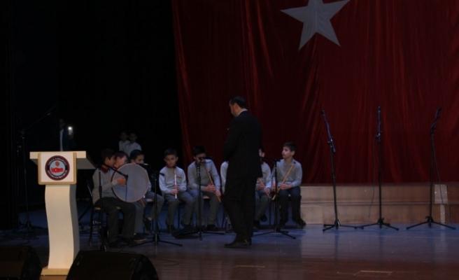 'Genç Sesler Musiki Yarışması' Yapıldı