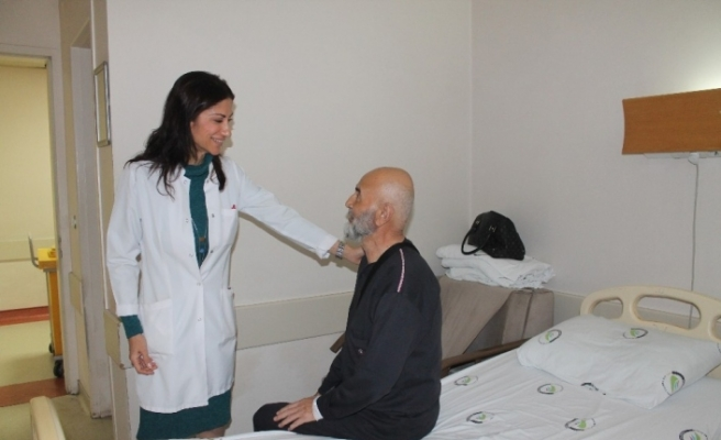 Parkinson Hastaları Duodopa tedavisi ile daha bağımsız ve özgür