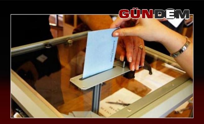 Resmi Gazete'de yayımlandı! Oy verme saatleri değişti