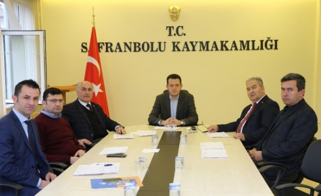 Safranbolu KHGB 2018 yılı son toplantısı yapıldı