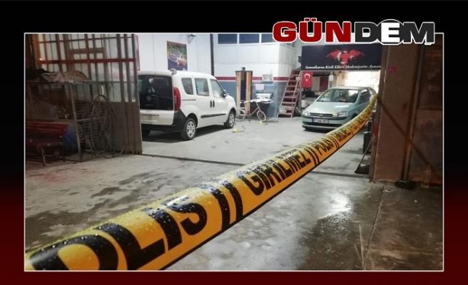 Silahlı saldırı: 1 ağır yaralı!..