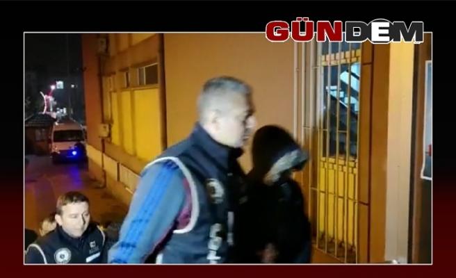 Suç örgütü operasyonunda 6 kişi tutuklandı