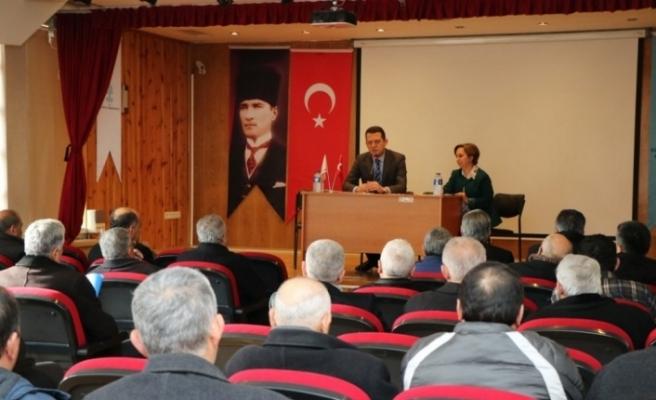 SYDV mütevelli heyeti seçimi gerçekleştirildi