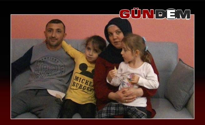 Topuz ailesinin acı hayatı: Yardım eli bekliyorlar