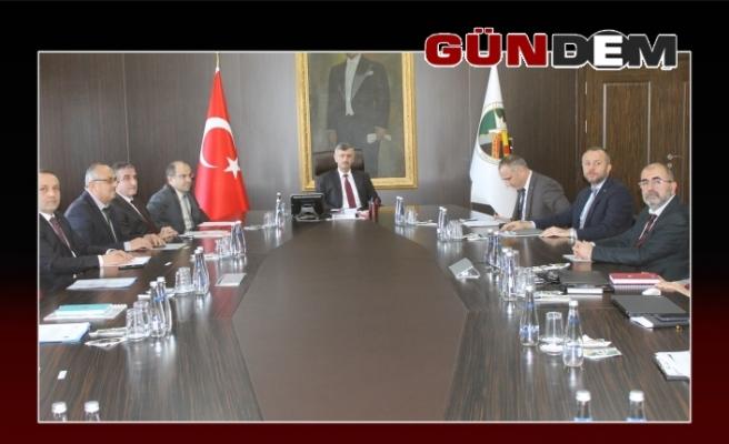 Zonguldak'ın ekonomisi masaya yatırıldı